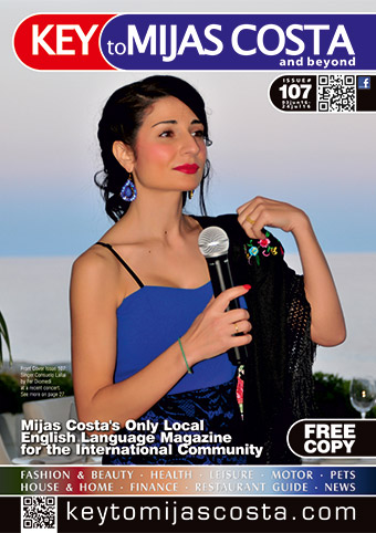 Key to Mijas Costa - front cover, issue 107