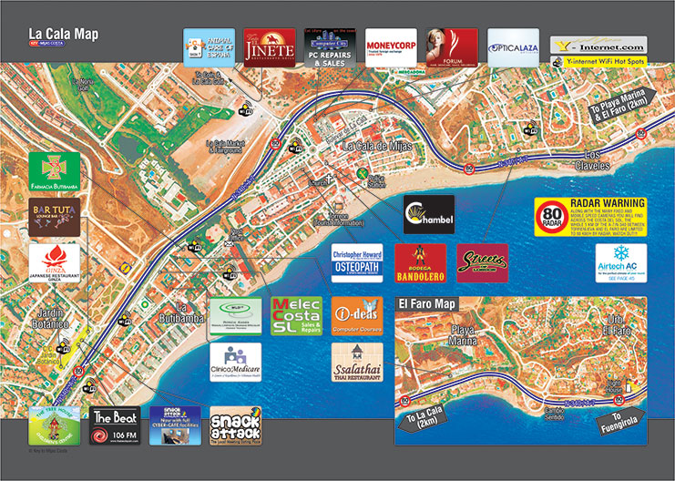 Property News Leisure Business Guide Bars Restaurants Costa